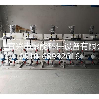 厂家直销 水处理一体化加药装置 PAC