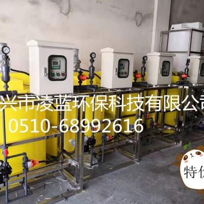 加药装置一体化污水处理设备污水成