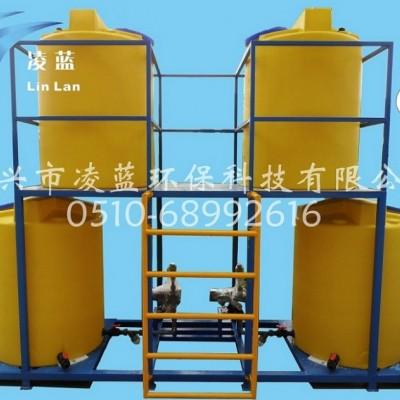 一体化加药装置 废水处理设备 纯水