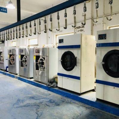 七台河出售洁希亚二手干洗机10公斤