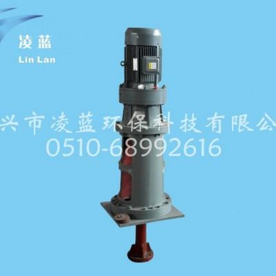 BLD立式搅拌机反应池搅拌器水处理装
