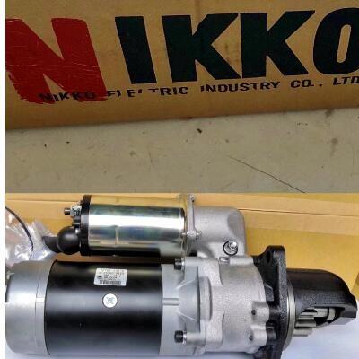 37766-20500三菱S16R起动机
