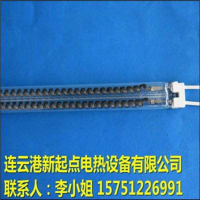 供应碳纤维石英加热灯管 电压、总长