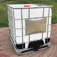 批发全新PE吨桶-IBC桶-1000升集装桶-1吨塑料罐水