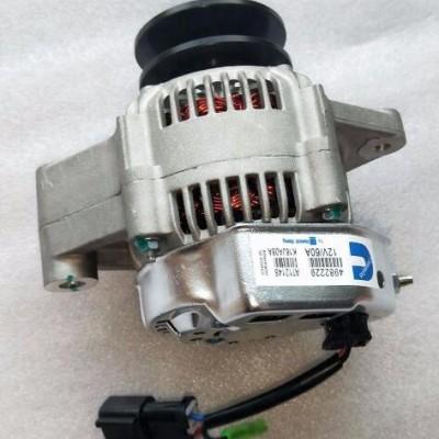 600-861-1951小松4D87发电机