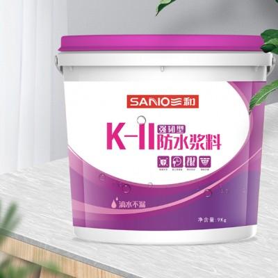 三和k11防水涂料卫生间厨房防水补漏
