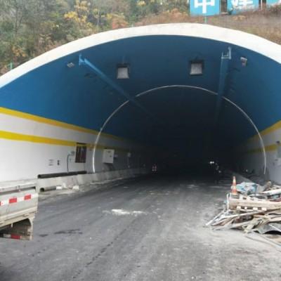 隧道防火涂料的施工步骤   白沙龙涂