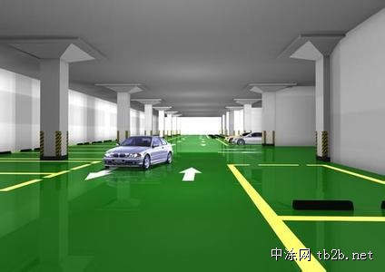 环氧地坪漆使用寿命的影响因素总结 中涂网www.tb2b.net