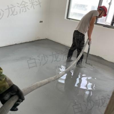 成都特种水泥自流平砂浆   白沙龙涂