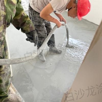 水泥自流平砂浆生产厂家    白沙龙