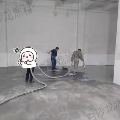 水泥自流平的优势     白沙龙无机特