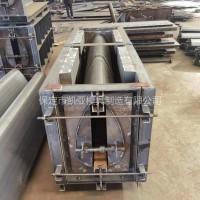 河渠U型排水槽模具 U型排水槽具 排水槽模具
