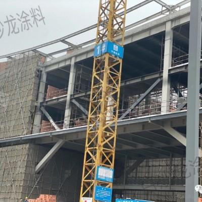 成都钢结构防火涂料生产厂家   白沙